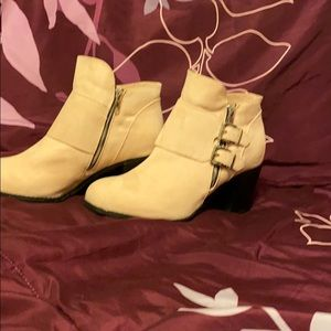 Torrid Ankle Boots Size 10